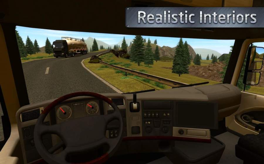 欧洲卡车司机模拟器截图1