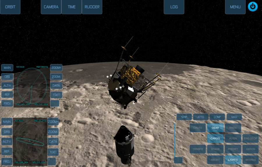 空间模拟器截图2