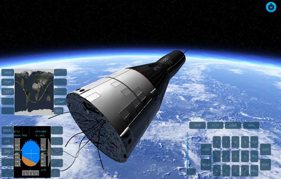 空间模拟器截图3