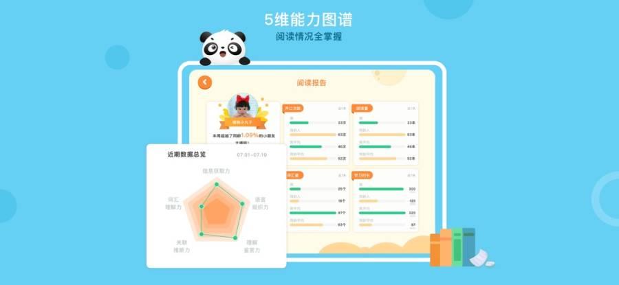 竹子阅读-专注儿童中文分级阅读截图3