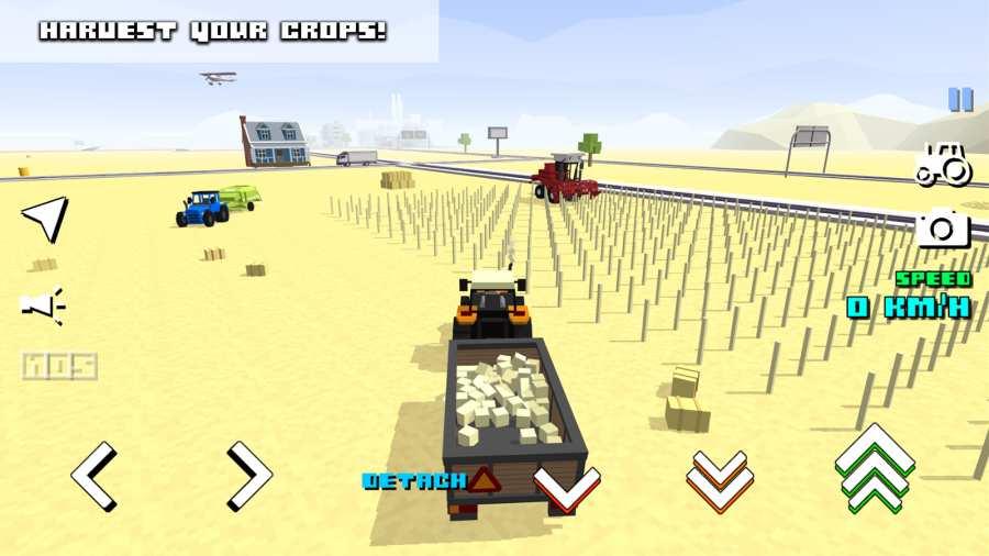 农场模拟器截图3