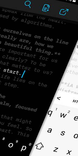 iA Writer: 大道至简的写作应用截图2