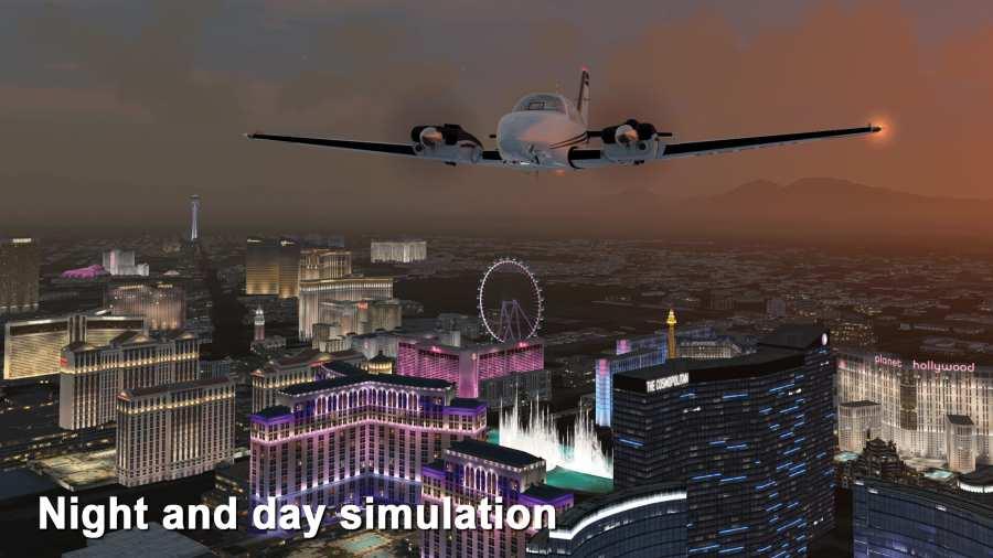 模擬航空飛行2020截圖0