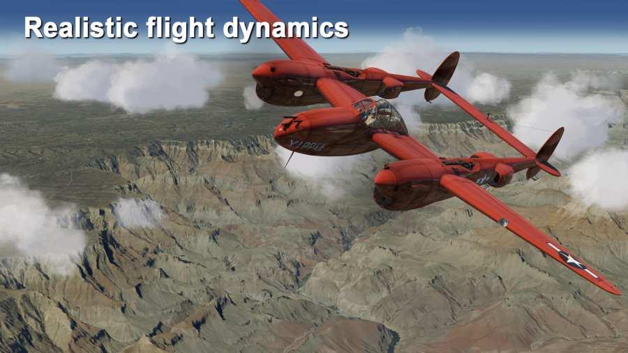 模擬航空飛行2020截圖2