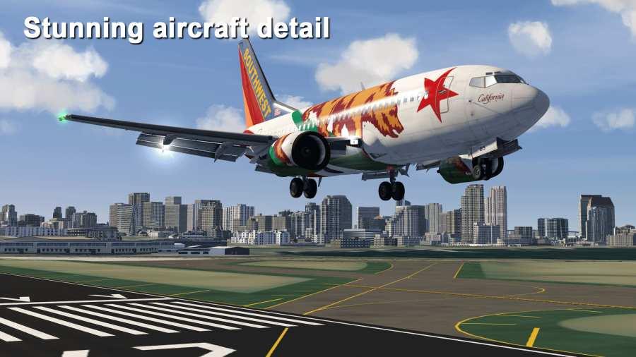 模擬航空飛行2020截圖3