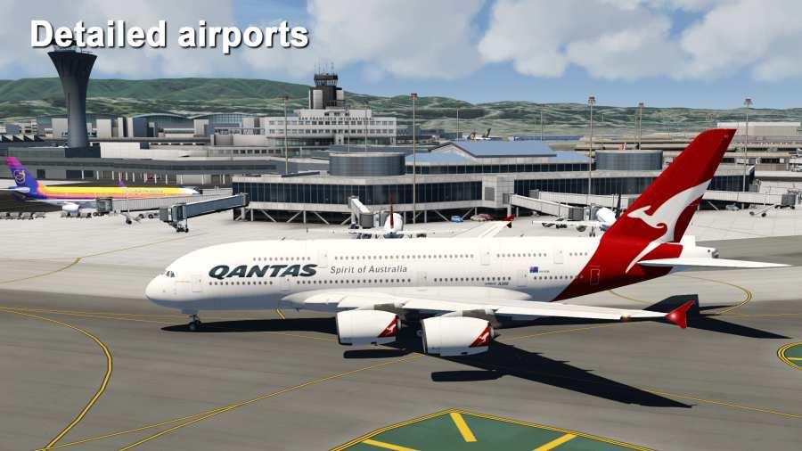模擬航空飛行2020截圖4