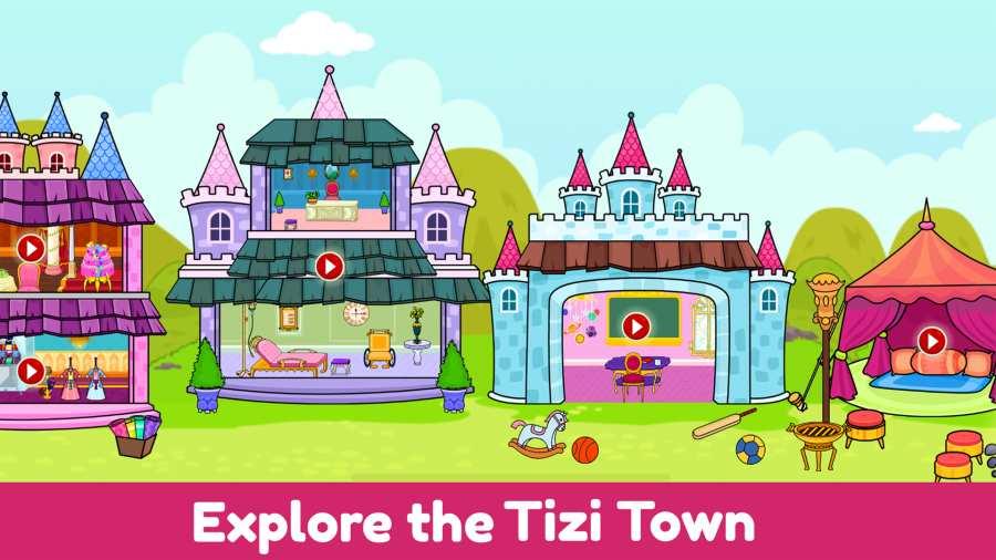 我的Tizi世界截图2