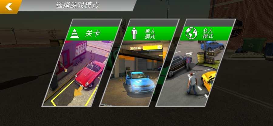 真实停车模拟截图1