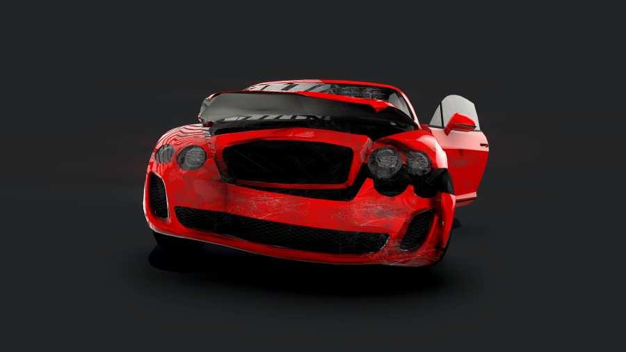 汽车碰撞模拟器截图0