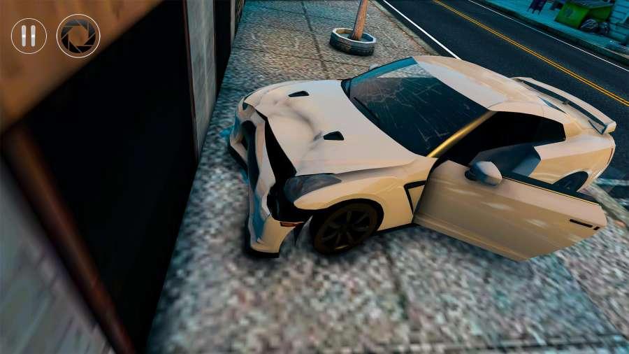 汽车碰撞模拟器截图1
