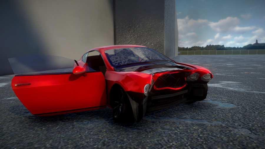 汽车碰撞模拟器截图2