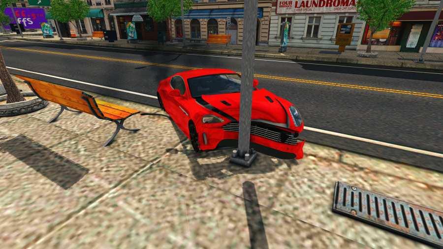 汽车碰撞模拟器截图3