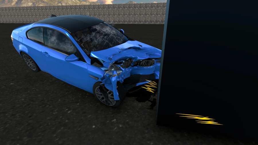 汽车碰撞模拟器截图4