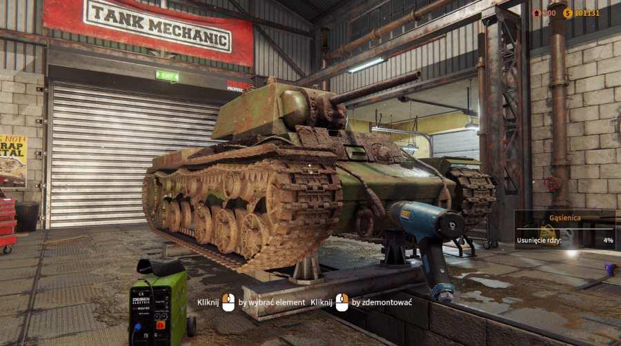 坦克修理模拟器截图3