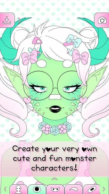 Monster Girl Maker截图1