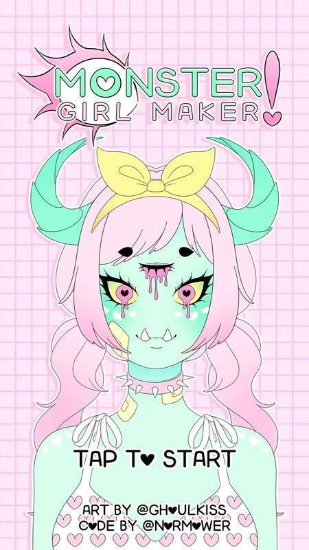 Monster Girl Maker截图3
