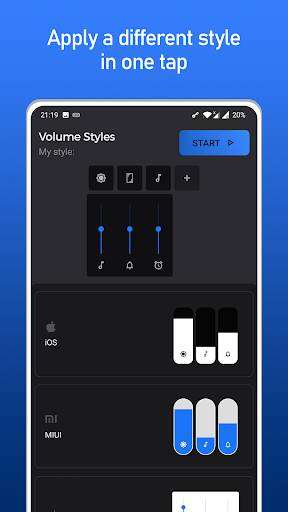 Volume Styles - Customize your Volume Panel截图4