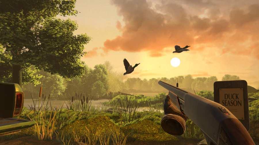 猎鸭季节 安卓版截图1