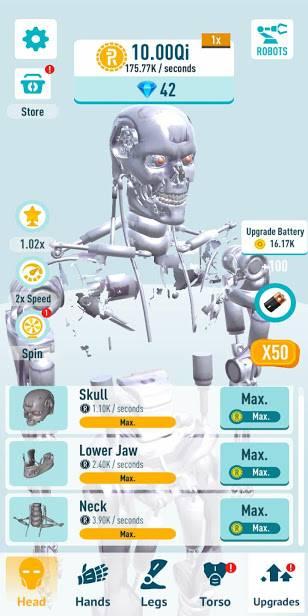 一起来造机器人截图0
