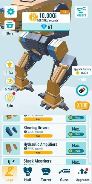 一起来造机器人截图2