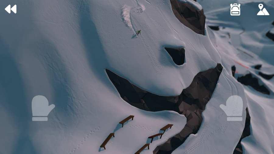 高山冒险:滑雪截图0