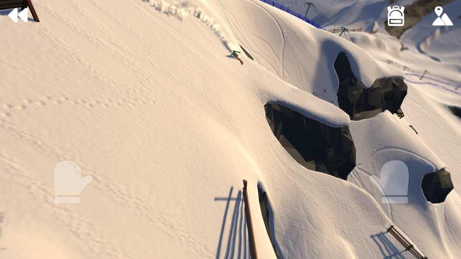 高山冒险:滑雪截图2