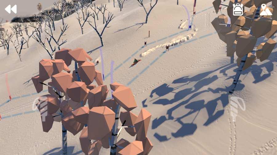 高山冒险:滑雪截图3