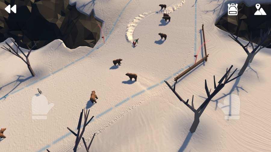 高山冒险:滑雪截图4