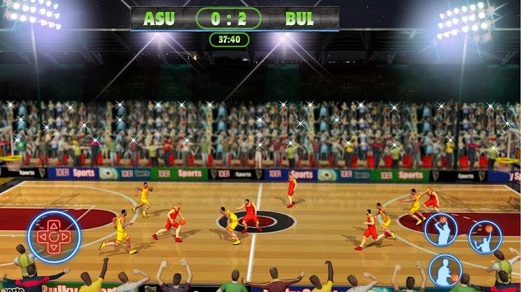 篮球世锦赛2K截图1