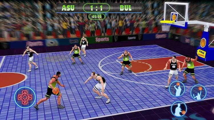 篮球世锦赛2K截图2