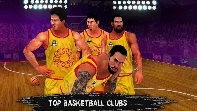 篮球世锦赛2K截图3