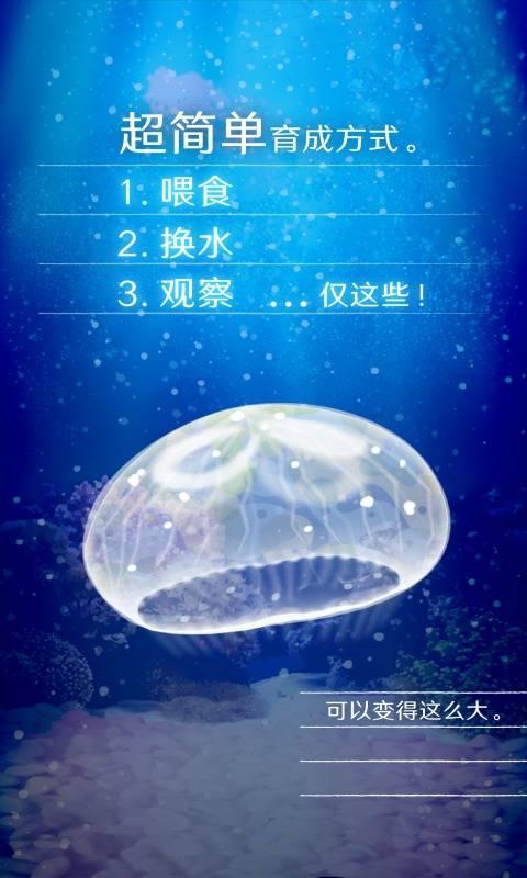 养育水母的治愈游戏截图2