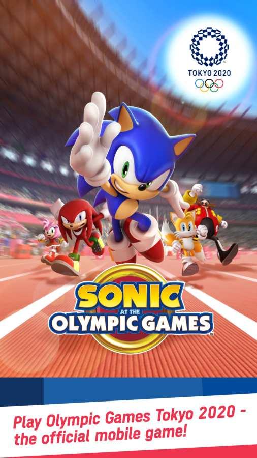 索尼克AT2020东京奥运 国际版