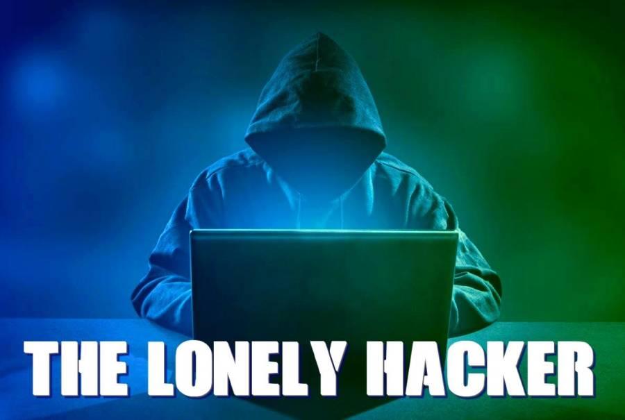 孤独的黑客截图0