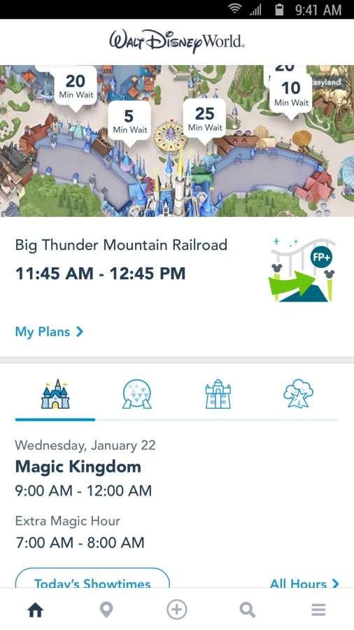 My Disney Experience - Walt Disney World截图1