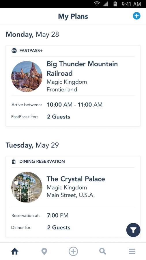 My Disney Experience - Walt Disney World截图2