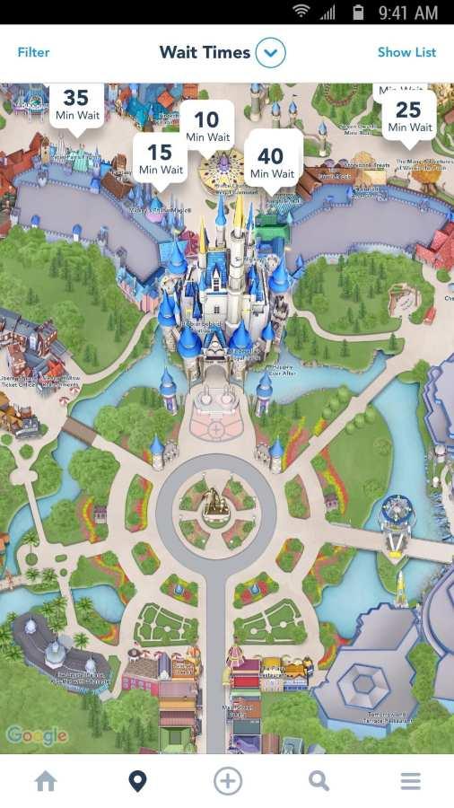 My Disney Experience - Walt Disney World截图4