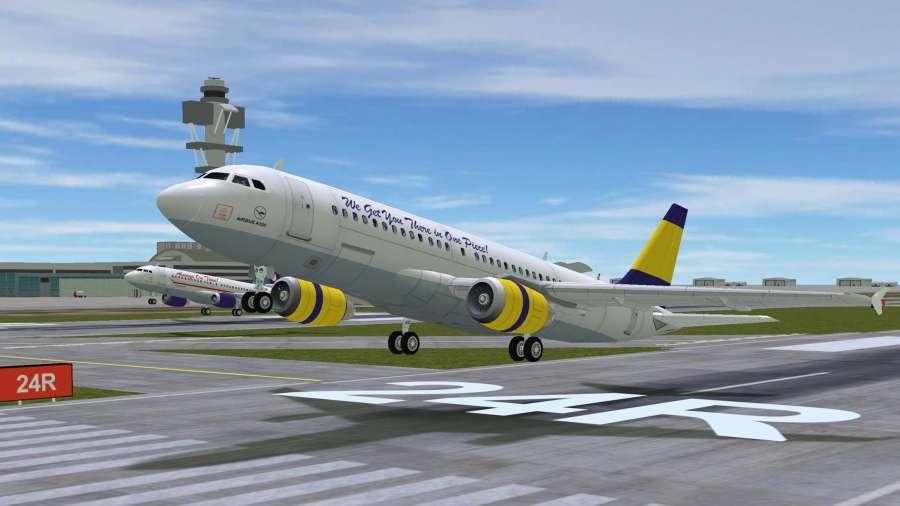 疯狂机场3D截图0