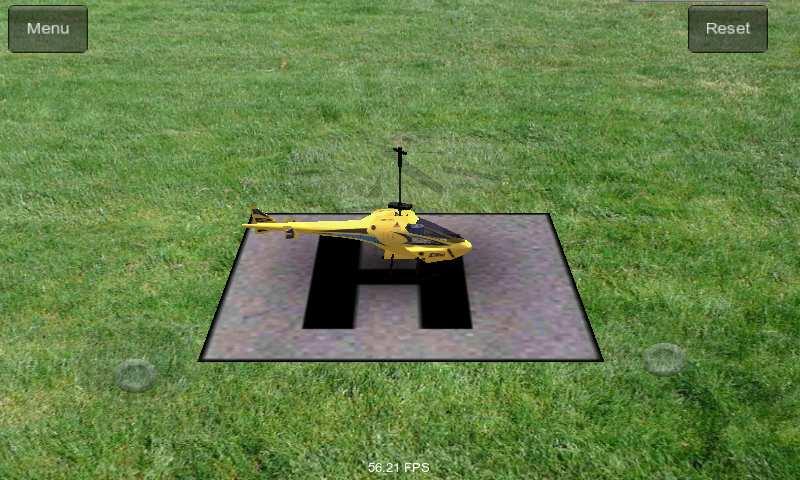 模拟遥控直升机截图2