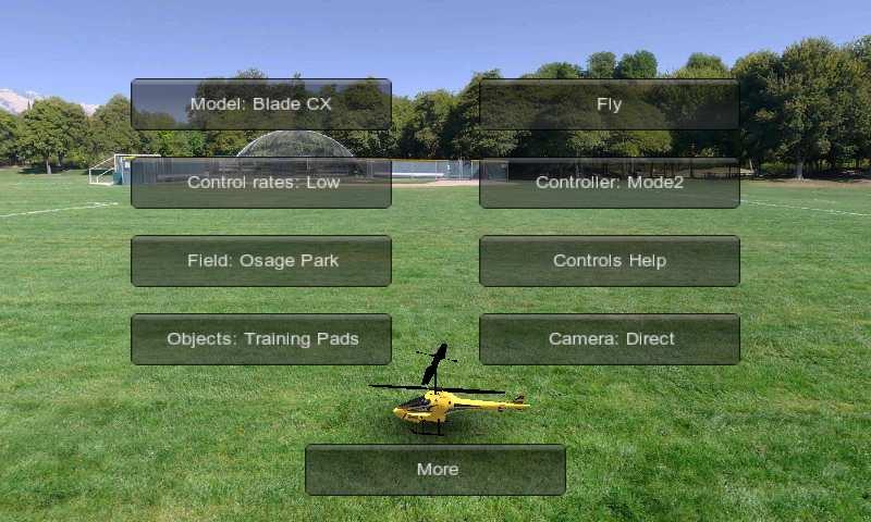 模拟遥控直升机截图3