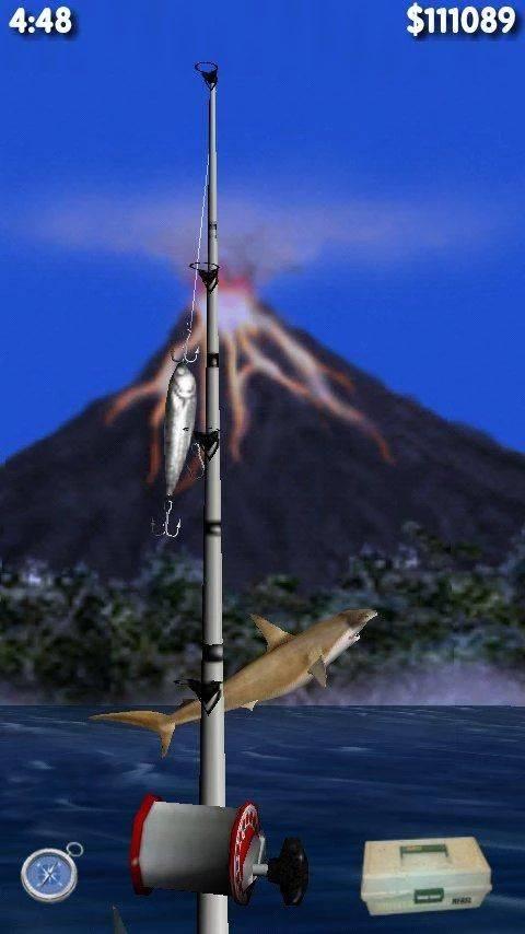 钓大鱼截图0