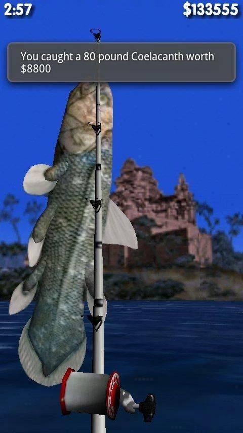 钓大鱼截图1
