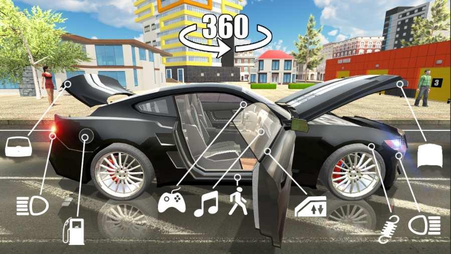 汽车模拟2