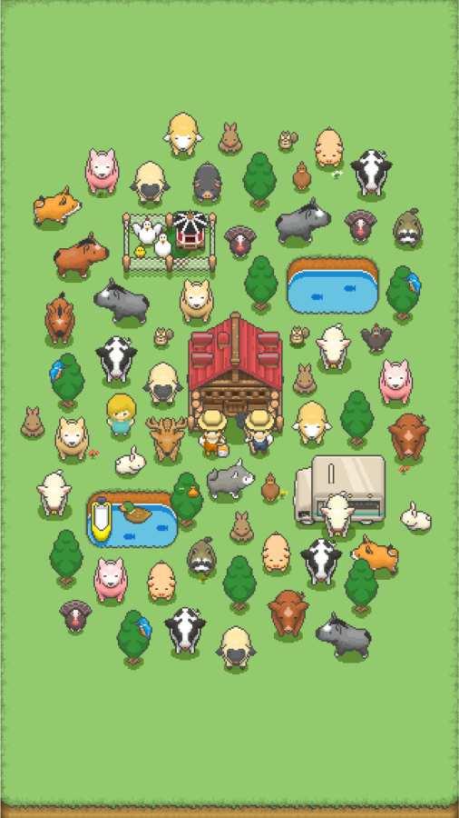 迷你像素牧场截图1