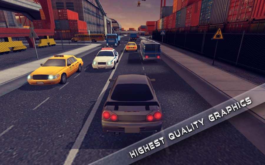 真实汽车驾驶全体验截图1