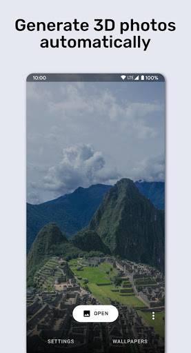Cover Live Wallpaper - 3D parallax