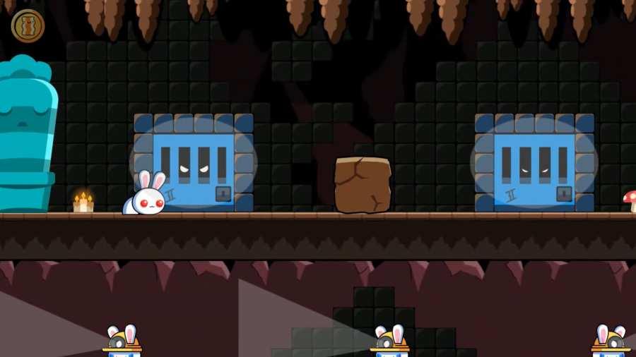 很奇怪的兔子2截图2