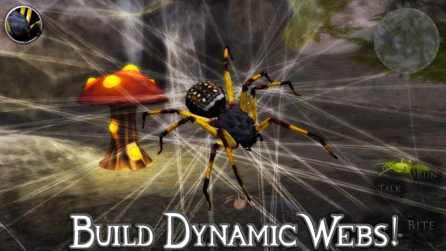 终极蜘蛛模拟器2截图0