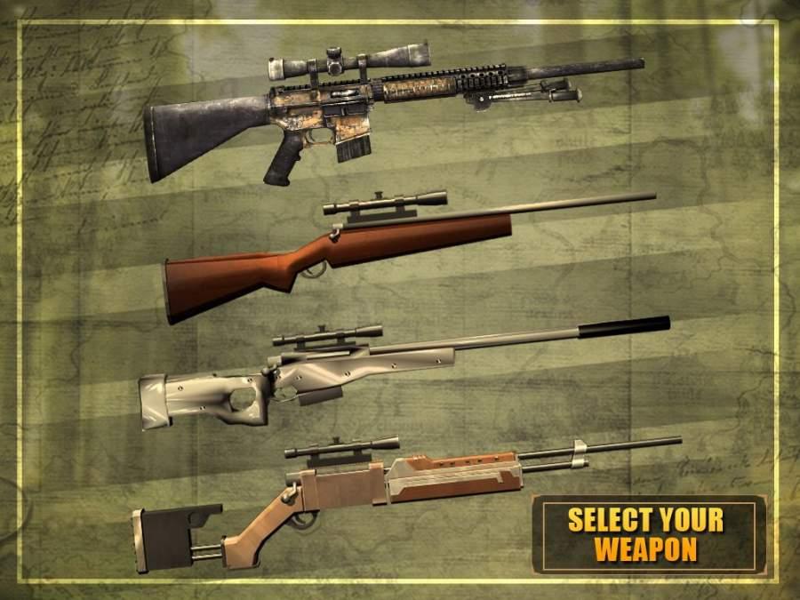 狙击手猎鹿截图3