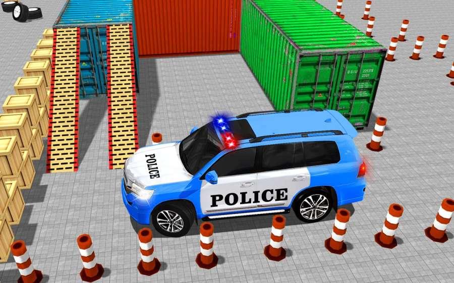 神盾警察驾驶训练截图0